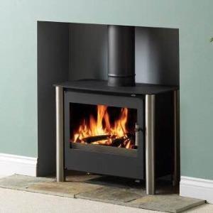 Esse 125 5kw multi-fuel stove