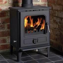 Norvik5 multi-fuel stove