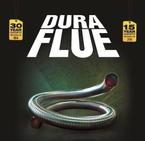 Dura flue liner
