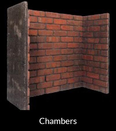 fireplace chambers