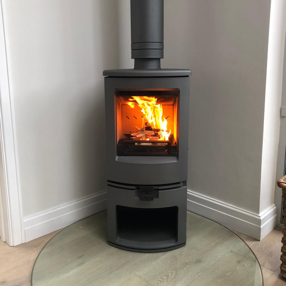 logburner fitting cheshire