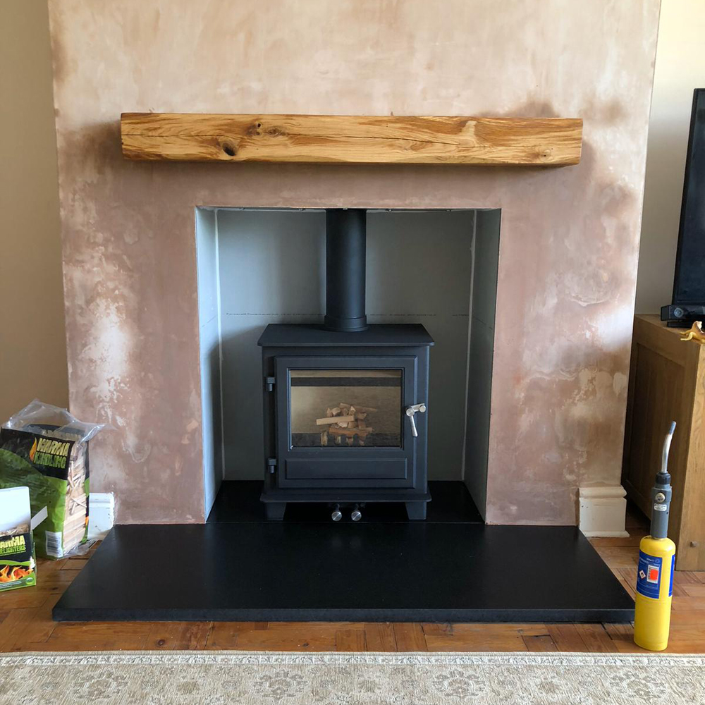 multi fuel stove installer
